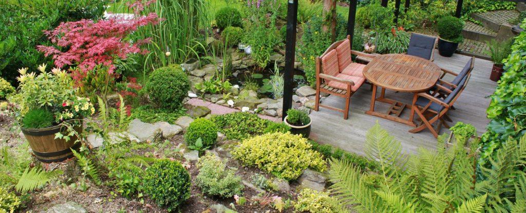 Gartenteich anlegen - mit Plan